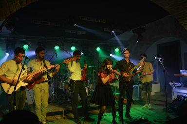 A koncertszezon újraindítása Komáromban – ilyen volt a Reset