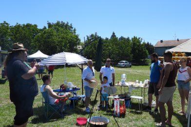 Nyolcadik alkalommal került megrendezésre a martosi főzőverseny