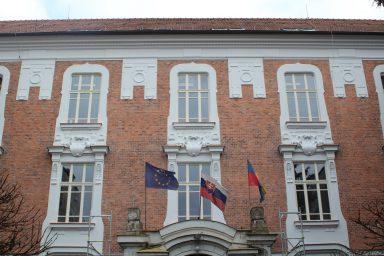 Az elmúlt száz év legnagyobb beruházását fejezték be a Selye János Gimnáziumban