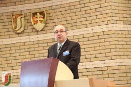 Rektort választott a Selye János Egyetem