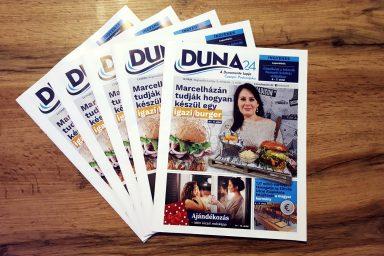 Megjelent a Duna24 3. száma