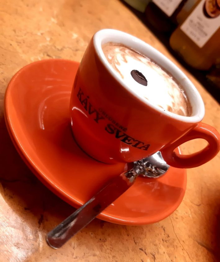 Friss kávé - Kávy sveta