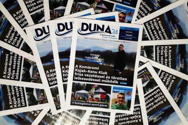 Megjelent a Duna24 első 2021-es száma