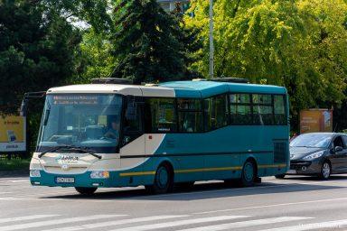 A nyári szünidő menetrendje szerint járnak a buszok