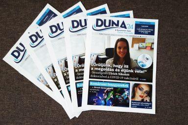 Jöjjön az oltás? – Megjelent a Duna24 februári száma