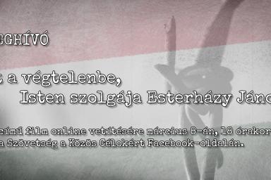 Az online térben emlékeznek Esterházy János halálának napján
