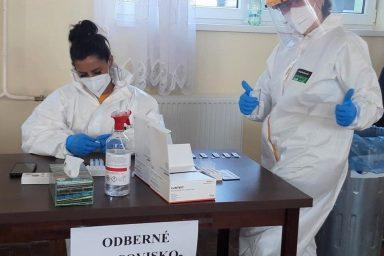 Tovább javultak a komáromi teszteredmények