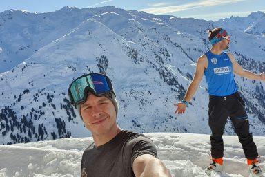 Hegyek, völgyek, adrenalin – Hengerič Gabriel Ausztriában rója a magaslatokat