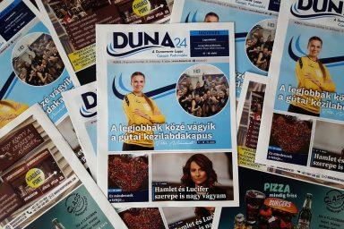 Megjelent a Duna24 áprilisi száma