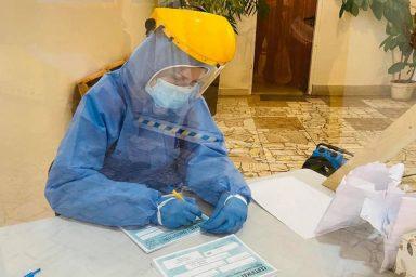 68 pozitív teszt a Komáromi járásban