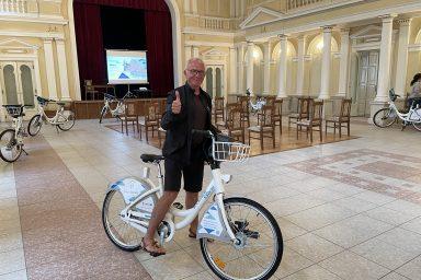 Már működik a KOMBIbike kerékpárkölcsönző rendszer