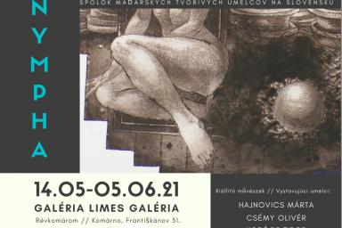 NYMPHA – új kiállítás nyílik a Limes Galériában