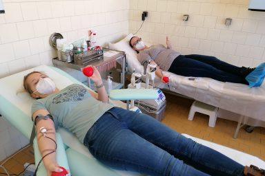 Vérre van szükség a komáromi kórházban