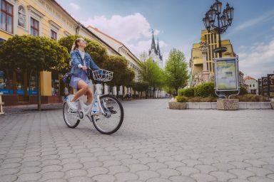 Nálunk van Európa legnagyobb kerékpárkölcsönző rendszere