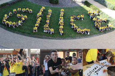 Minden elsőévest vár a Selye János Egyetem Gólyatábora!