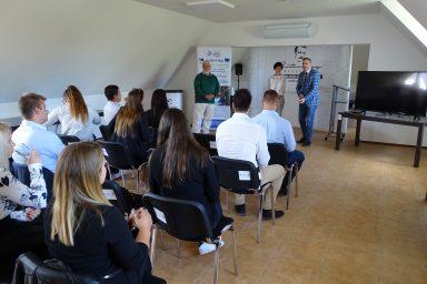 Szónok- és esszéíró versenyt tartottak az Esterházy Akadémián