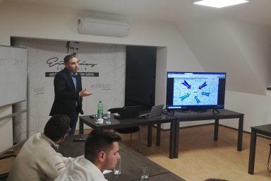 Tapasztalt médiaszakembertől tanulhattak a workshop résztvevői